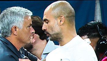 Tottenham – Manchester City: Das ewige Duell zwischen Mourinho und Guardiola