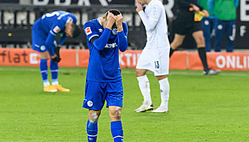 Bundesliga Abstiegskampf: Es sieht düster aus für S04