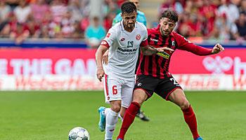 SC Freiburg – FSV Mainz 05: Der Kampf gegen die Negativ-Serien