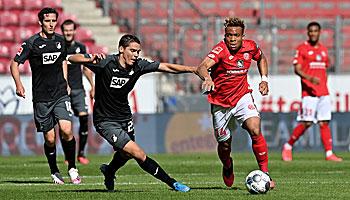 FSV Mainz 05 – TSG Hoffenheim: Ein Spiel mit Torgarantie