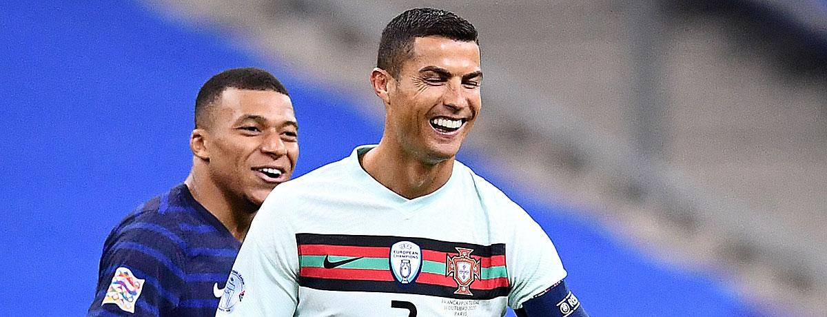 Portugal - Frankreich Nations League