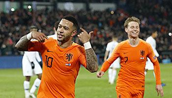 Niederlande - Spanien: Oranje mit super Heimbilanz gegen Furia Roja