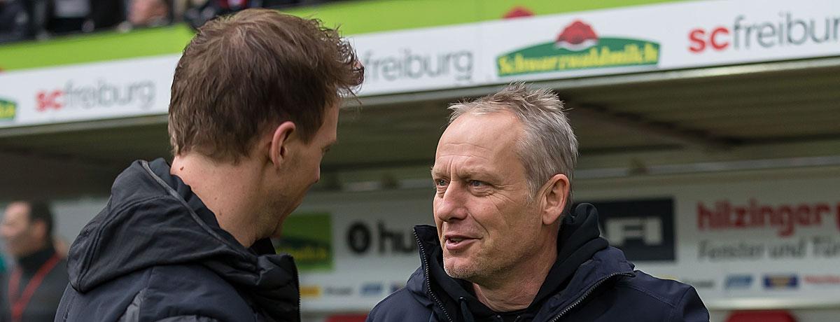 RB Leipzig - SC Freiburg Bundesliga 2020/21