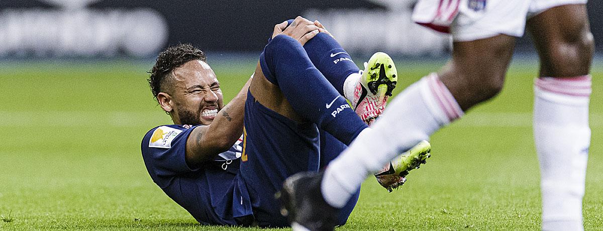 Neymar Verletzungen Ausfall