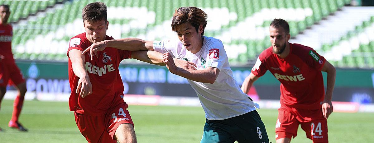 Yuya Osako Werder