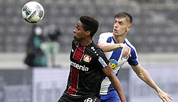 Bayer Leverkusen – Hertha BSC: Werkself hat noch eine Rechnung offen