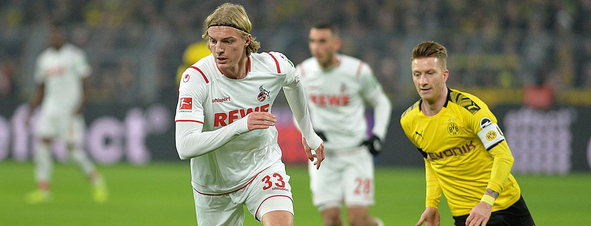 BVB - 1. FC Köln Bundesliga 2020/21
