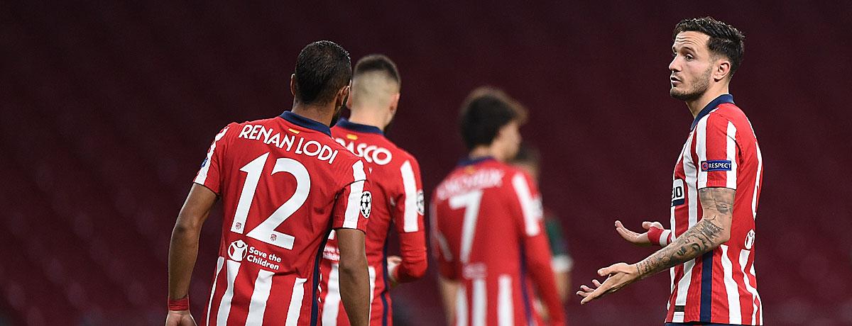 Atletico Madrid - FC Bayern: Rojiblancos unter Zugzwang