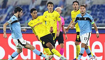 BVB – Lazio: Mit Wiedergutmachung in die K.O.-Phase