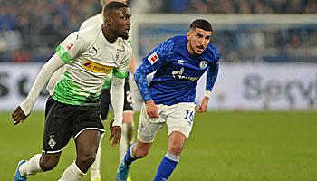Gladbach – Schalke: Ist die Borussia für S04 ein gutes Omen?