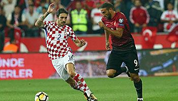Türkei - Kroatien: Erneutes Unentschieden?