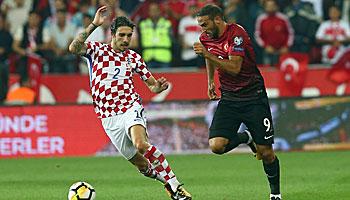 Türkei – Kroatien: Erneutes Unentschieden?