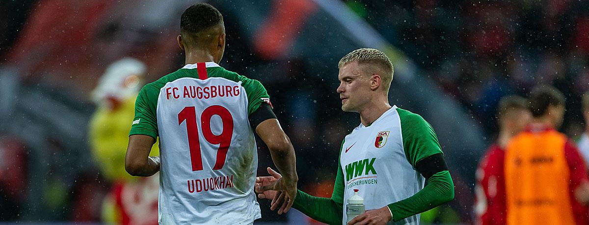 Löws Debütanten: Philipp Max und Felix Uduokhai winkt DFB-Premiere
