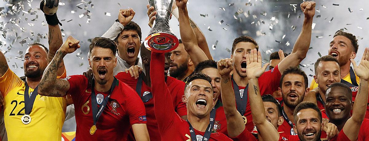 UEFA Nations League Modus