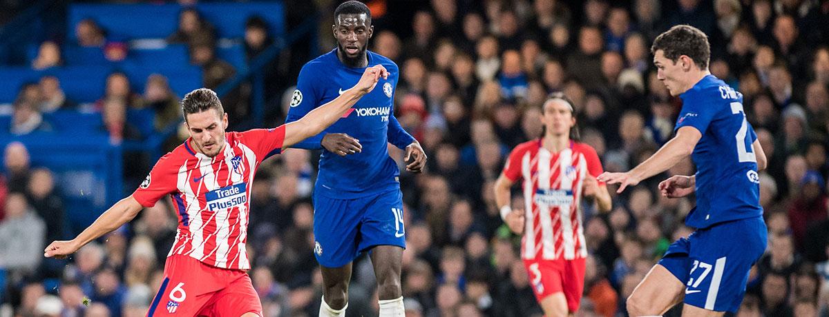 Atletico - Chelsea: Ein echter CL-Dauerbrenner