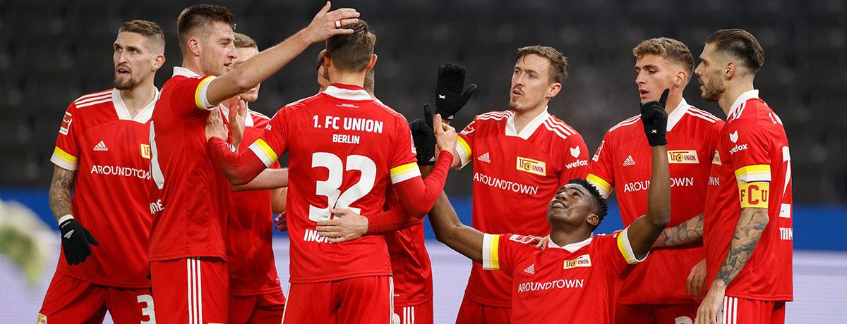FC Bayern - Union Berlin Bundesliga 2021