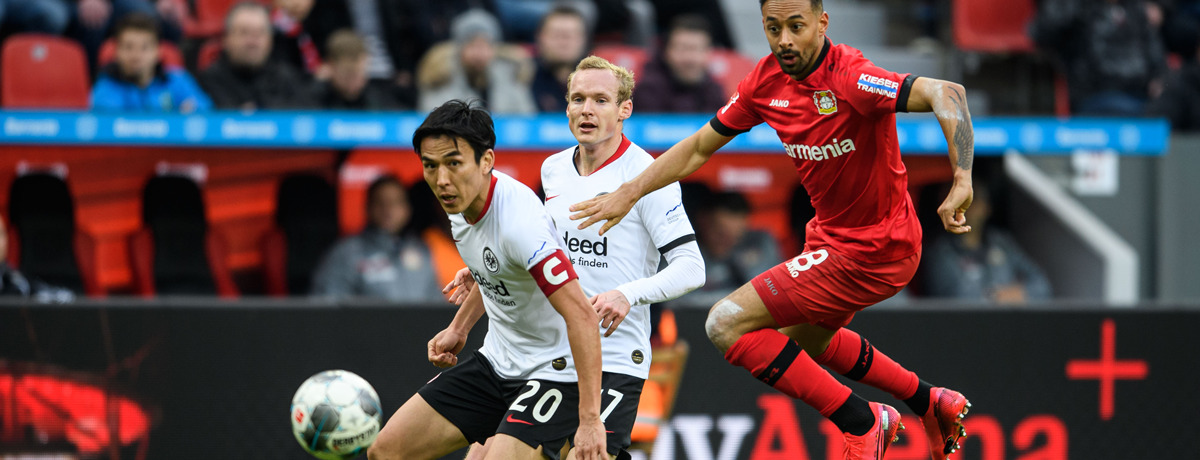 Bayer Leverkusen - Eintracht Frankfurt Bundesliga 2021