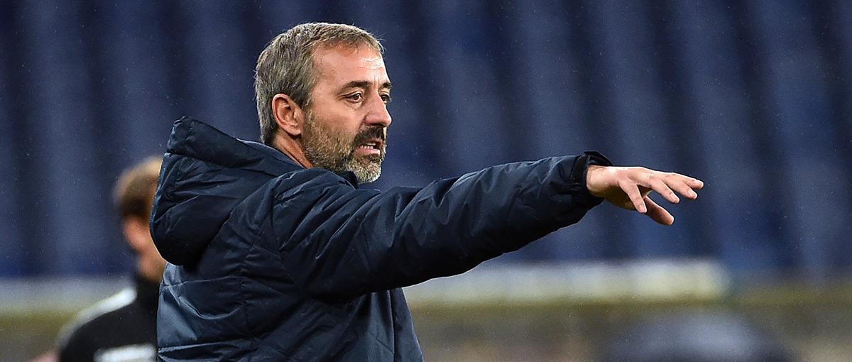 Holte mit seinem Team erst 6 Punkte in 9 Spielen - FC-Trainer Marco Giampaolo