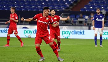 Schalke 04 – Bayer 04 Leverkusen: Freie Fahrt für Bayers Kilometerfresser