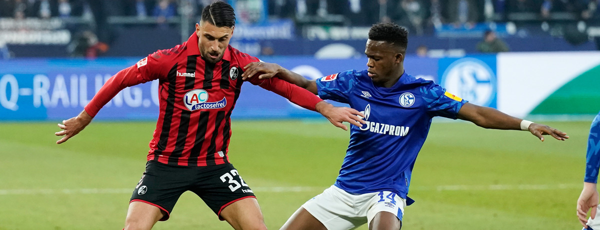 Schalke 04 - SC Freiburg: Standard-Schwäche als Einladung für Grifo und Co.