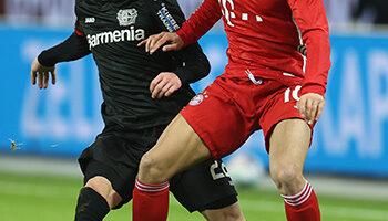 Bayer Leverkusen - FC Bayern: Spitzenspiel weckt Erinnerungen an die Vorsaison