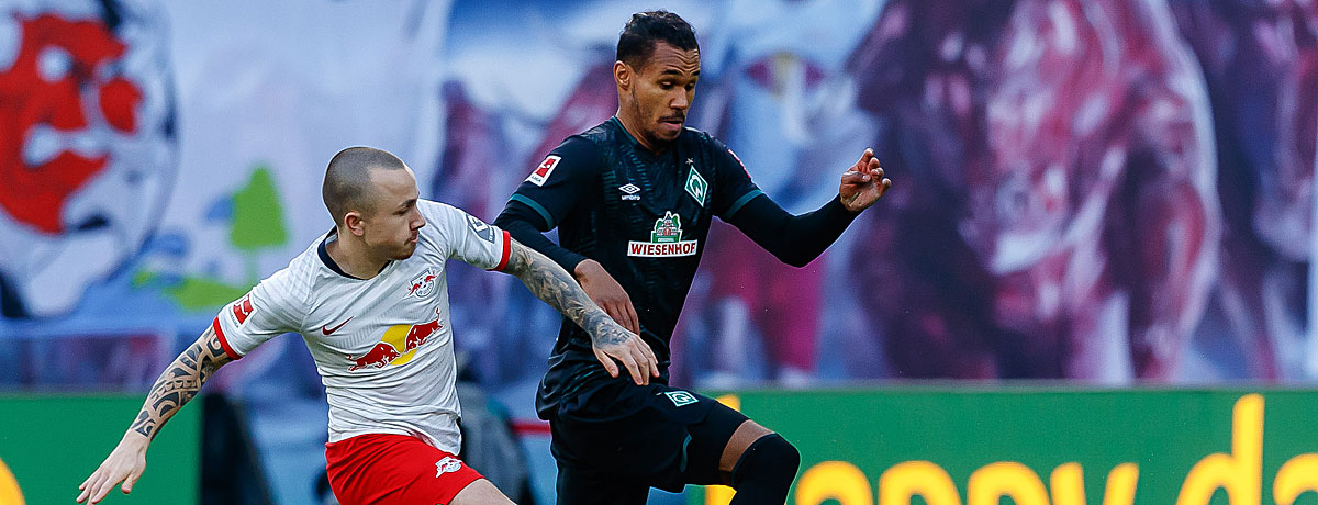 Werder Bremen - RB Leipzig DFB-Pokal 2020/21
