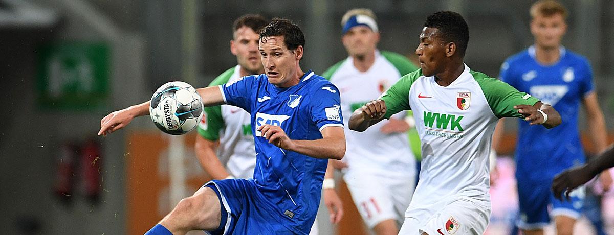 TSG Hoffenheim - FC Augsburg Bundesliga 2020/21