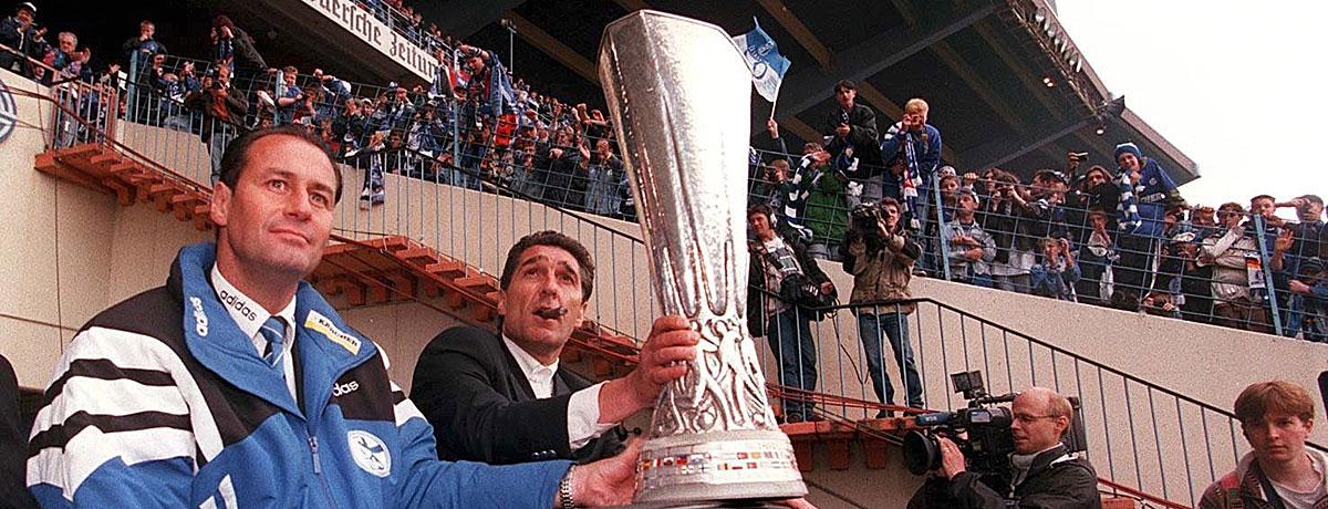 Schalke UEFA Cup