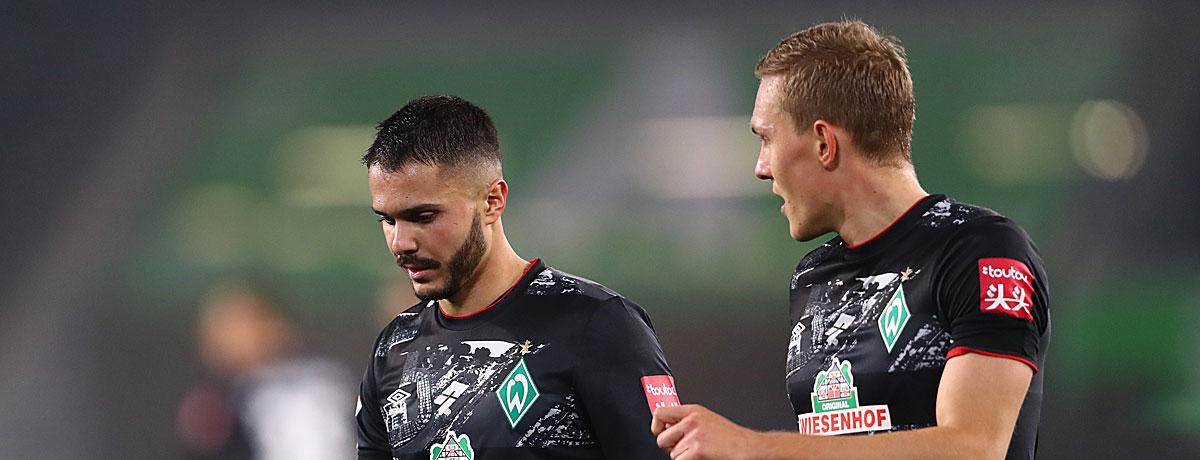 Werder Bremen - VfB Stuttgart Bundesliga 2020/21