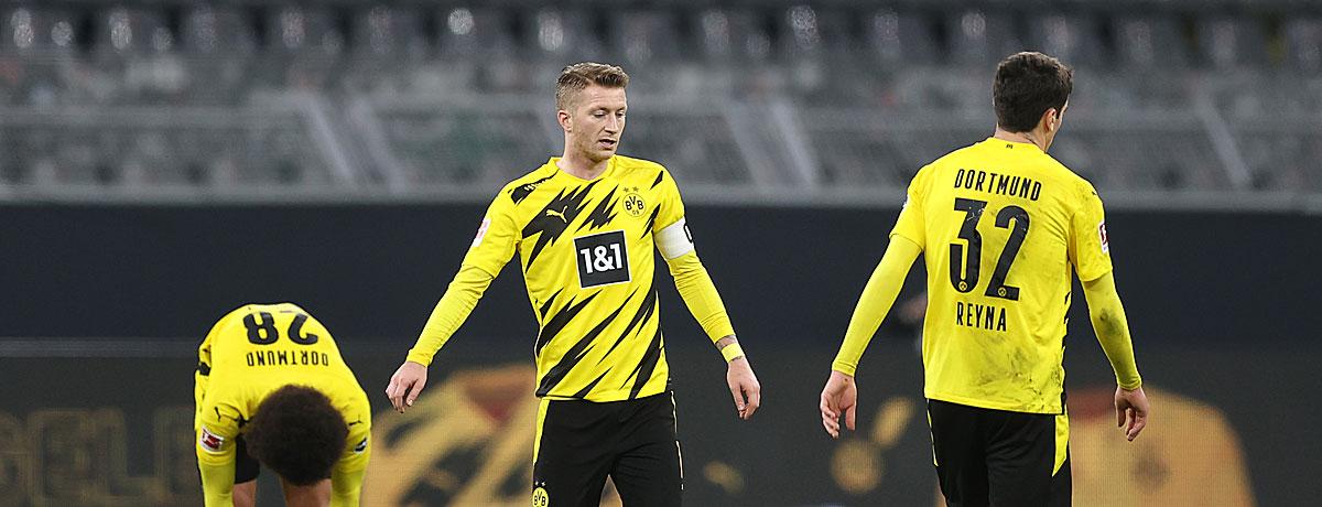 Werder Bremen - BVB Bundesliga 2020/21