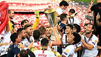 Europa League Sieger: Engländer in der Favoritenrolle