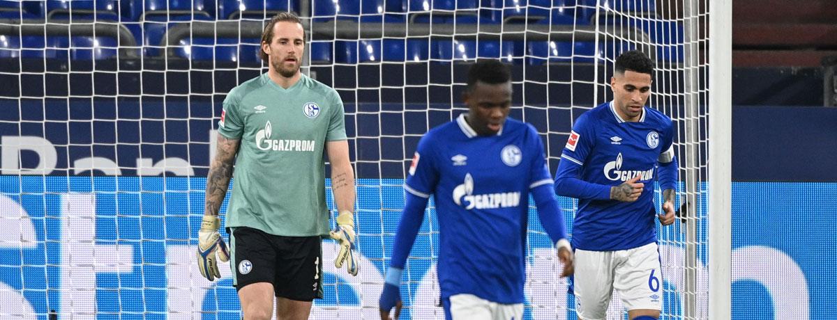 Schalke - Arminia Bielefeld Bundesliga 2020/21