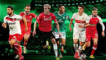 2. Runde DFB-Pokal: Im Zeichen der Derbys