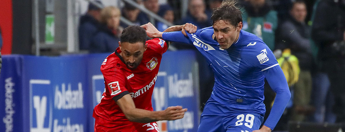 Bayer Leverkusen - TSG Hoffenheim Bundesliga 2020/21