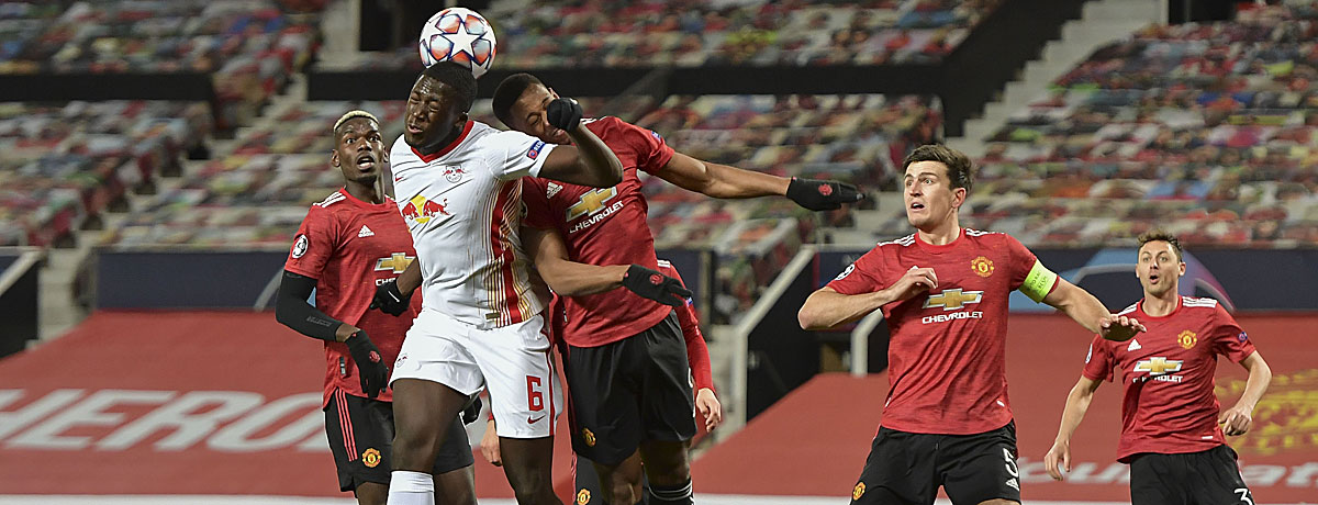 RB Leipzig - Manchester United: Alles oder nichts!
