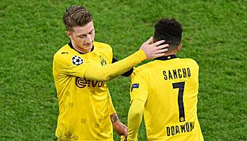FC Sevilla – BVB: Sehr hohe Auswärtshürde für Dortmund