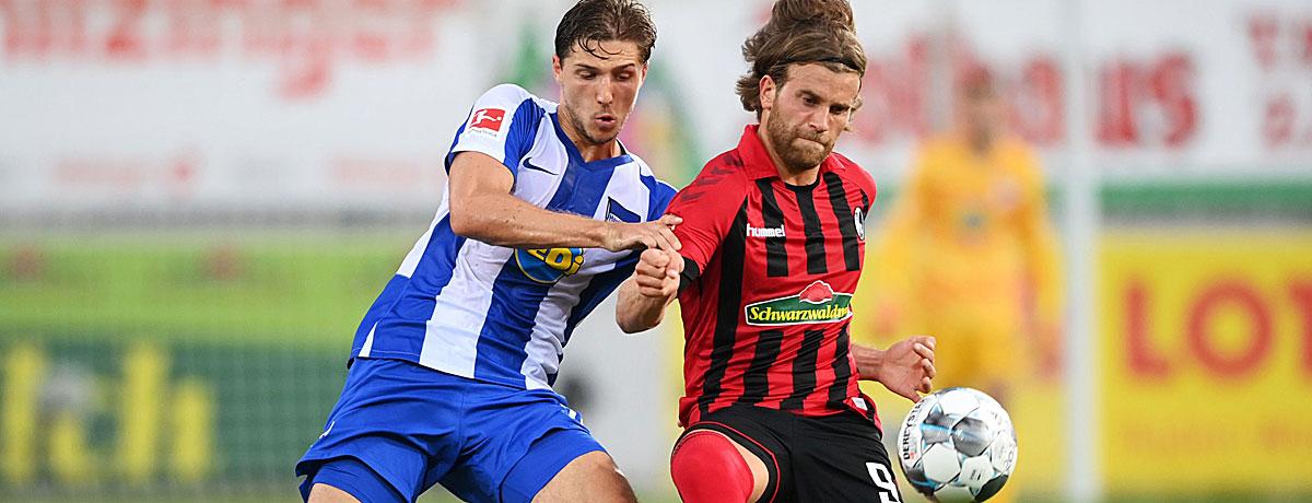SC Freiburg - Hertha BSC: Neuer Bestwert unter Labbadia winkt