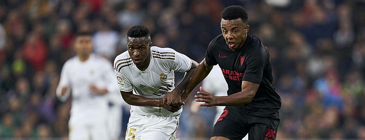 FC Sevilla - Real Madrid La Liga 2020/21