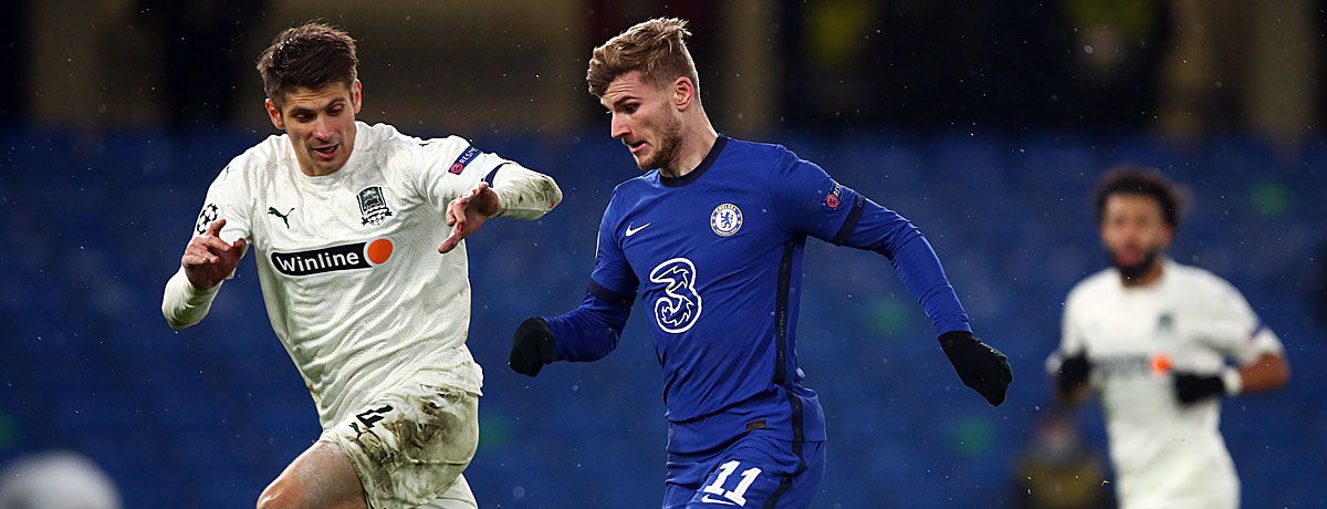 Timo Werner Chelsea
