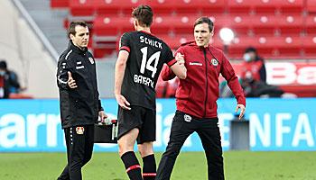 TSG Hoffenheim – Bayer Leverkusen: Wolf hat eine Auswärts-Phobie