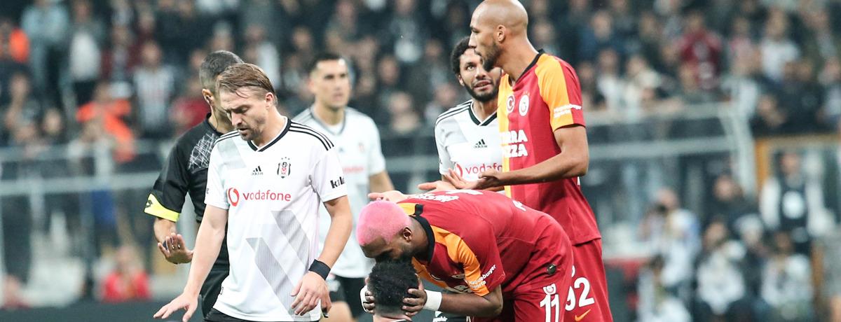 Besiktas Istanbul - Galatasaray: Viel Zündstoff am Bosporus