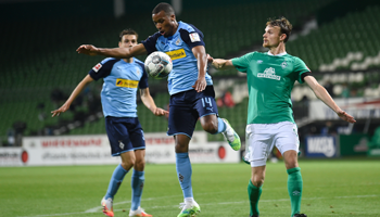 Borussia Mönchengladbach – Werder Bremen: Fohlen mit Wut, Werder ohne Druck