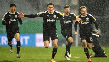DFB-Pokal: Zweitliga-Quartett wittert wieder Chancen