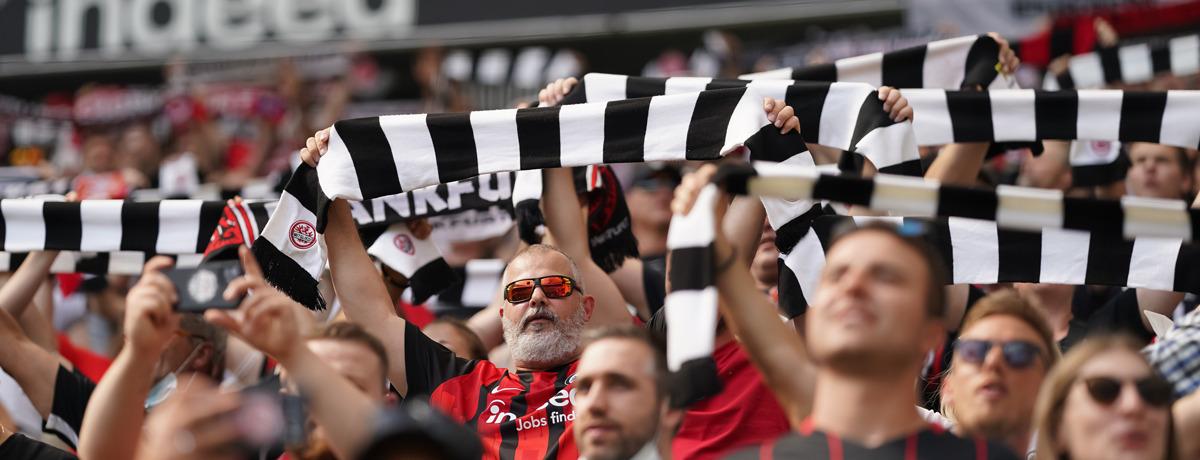 Eintracht Frankfurt - Hertha BSC: Eins-Eins-tracht hat den Dreh raus