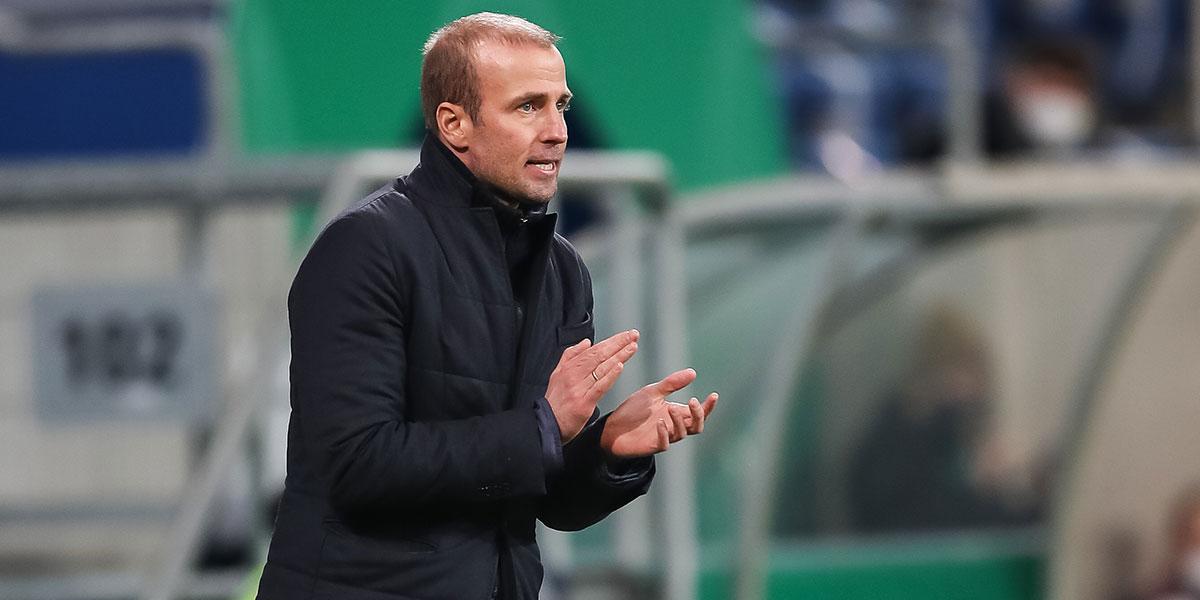 Kehrt mit der TSG an seine alte Wirkungsstätte zurück - Coach Sebastian Hoeneß