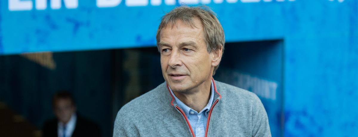 Tabula Rasa bei Hertha BSC: Die einzige Wahrheit der Klinsmann-Ära!
