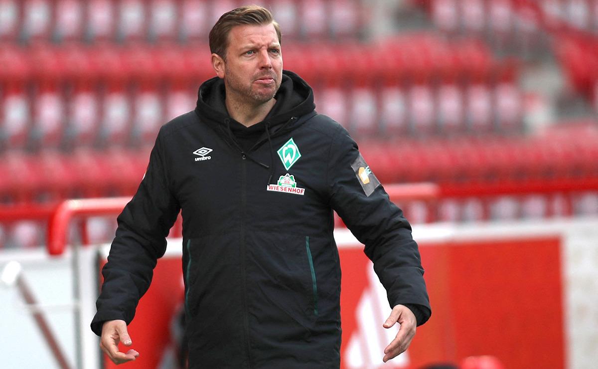 Gewann 5 seiner 6 Bundesliga-Spiele gegen Augsburg - SVW-Trainer Florian Kohfeldt