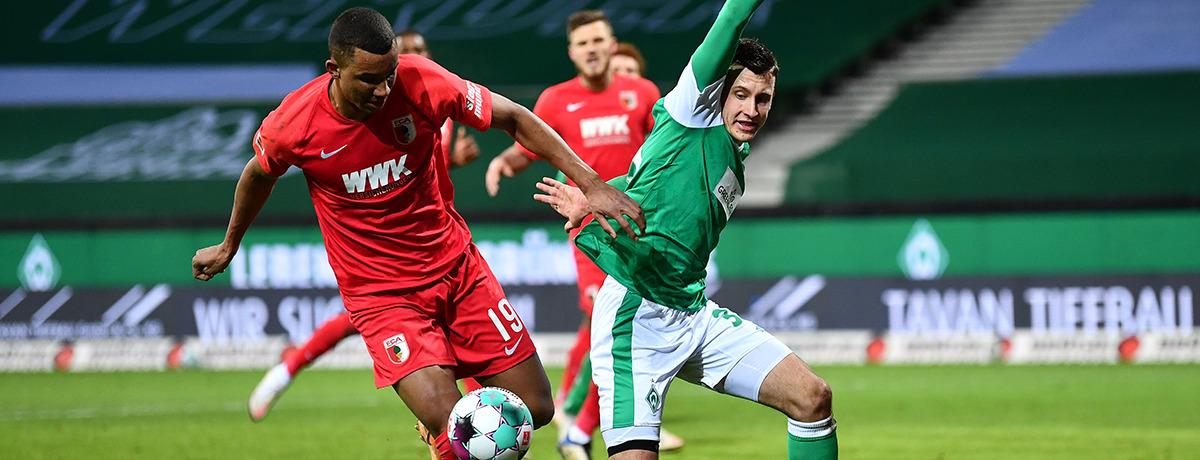 FC Augsburg - Werder Bremen: Das Duell der Formschwachen