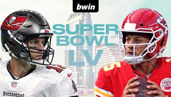 """Super Bowl LV: """"Tompa Bay"""" stemmt sich gegen die Chiefs-Dynastie"""