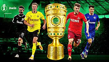 bwin Quiz: 10 Fragen zum Achtelfinale im DFB-Pokal